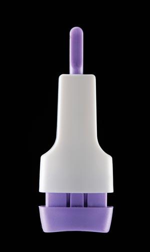 HTL-STREFA  7141 Safety Lancet Lite 28G Needle 1.5mm Depth Purple 200/bx