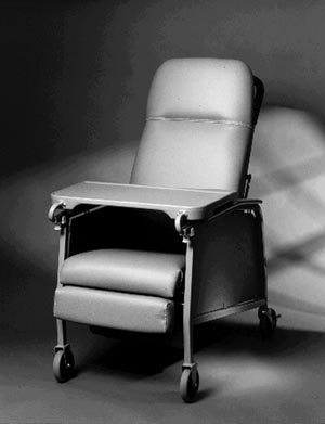 LUMEX THREE POSITION RECLINERS