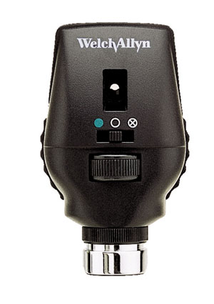 OPHTHALMOSCOPE 3.5V COAXIAL