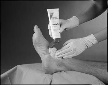 3M Health Care 3386, 3M CAVILON FOOT EMOLLIENT CREAM Foot Cream, 4 oz Tube, 12/cs, CS