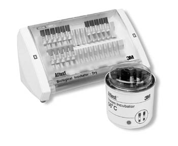14-Vial (round) Incubator, 56ÁC Steam, 120 Nominal Voltage Required, 90-132V Acceptable