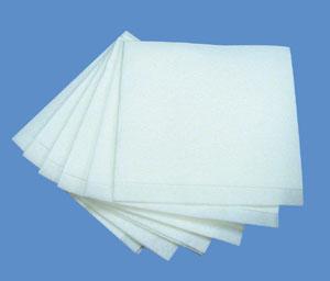 "AMD-Medicom A40013 Dry Washcloths 12 x 13"" White 50/bg 10 bg/cs"