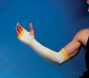 "Derma Sciences GL899 Arm Protector Small/ Medium 18-20""L x 3 1/4""'W 12 pr/cs"