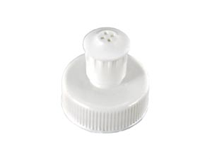 Certol CAPSQUIRT Accessories: Squirt Top is Alternative to Spray Head Reduces Aerosols During Surface Disinfection 6/cs