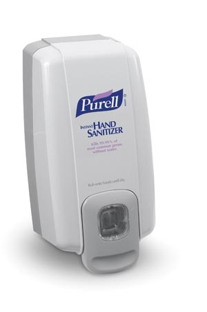 GOJO 2120-06 Purell NXT Space Saver Dispenser (Uses 1000mL Refills) 6/cs  (Available Only with purchase of GOJO Branded Products)