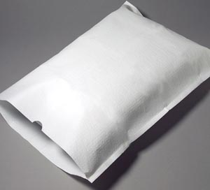 "Graham Medical 53157 Pillowcase 22 x 30"" White 100/cs"