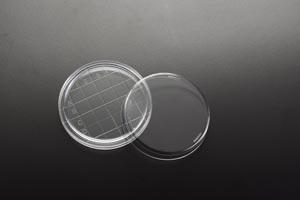 Petri Dish, 65 X 15mm, Contact Plate, 20/slv, 25 slv/cs