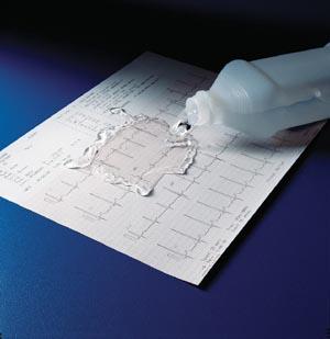 MORTARA BURDICK ASSURANCE 50 ECG RECORDING PAPER