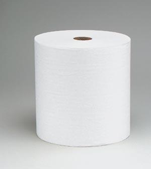 Kimblery-Clark 2068 Scott Hard Roll Towels 1-Ply 400 ft/rl 12 rl/cs
