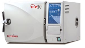 TUTTNAUER FULLY AUTOMATIC AUTOCLAVES (EZ SERIES)