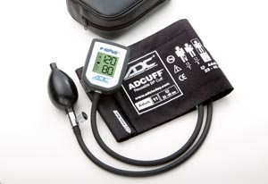 ADC 7002-11ABK Digital Aneroid Adult Black