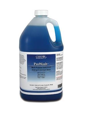 Certol PW128 ProWash 1 Gal Bottle 1 oz Pump 4/cs
