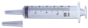 BD 309620 Catheter Tip Syringe Tip Shield 2 oz 40/bx 4 bx/cs