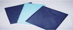 "ADI Medical 36701 Privacy Sheet 40 x 84"" Dark Blue Spunbound 50/cs"