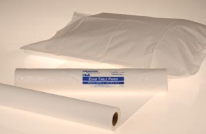 Crosstex ETPS18 Table Paper 18 x 225 ft 12 rl/cs