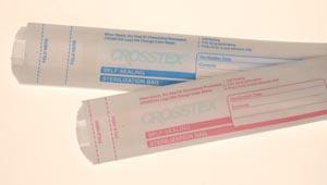 "Crosstex OC Bag 2 1/2 x 1 1/2"" x 10 1/2"" 1000/ctn 4 ctn/cs"