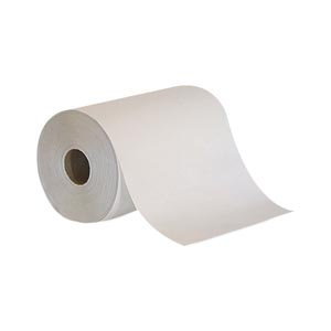 Georgia-Pacific 28706 Hardwound Roll Towels White 7.87 x 350 ft 12 rl/cs