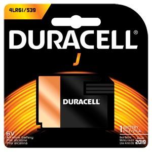 Battery, Alkaline, Size J, 6V, 6/bx (UPC# 66198)