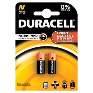 Battery, Alkaline, Size N, 1.5V, 2/pk, 6/bx (UPC# 66200) (4133366200)
