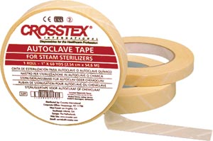 Crosstex STL Tape 1 x 60 yds 18/cs
