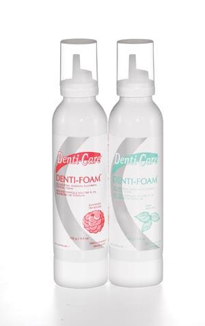 Sodium Fluoride Foam, Raspberry, 4.4 oz Bottle (Rx)