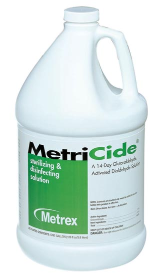 MetriCide, Gallon, 4/cs