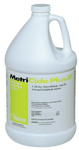 MetriCide Plus 30 Gallon, 4/cs
