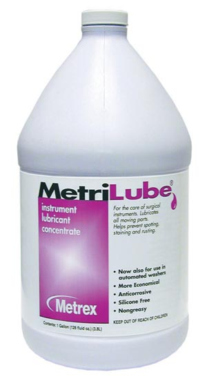 MetriLube Gallon, 4/cs