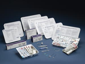 BD 405609 Spinal Tray Contains: 22G x 3 1/2 Spinal Needle Bupivacaine (0.75%) with Dextrose (8.25%) 2mL Lidocaine HCL (1%) 5mL Epinephrine (0.1%) 1mL Drape (Rx) 10/cs