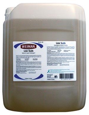 Micro-Scientific B-6 Low Suds Neutral Liquid Detergent 5 Gallon