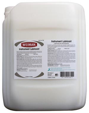 Micro-Scientific T25 Instrument Lubricant 5 Gallon