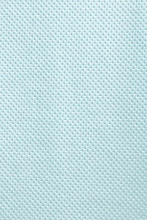 "Graham Medical 43447 Patient Bib TTP 13½ x 18"" Blue 2-Ply 500/cs"
