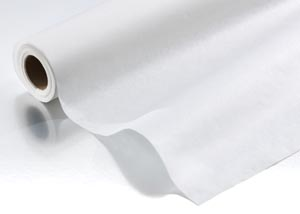 Graham Medical 1 Standard Table Paper 14½ x 125 ft Crepe Finish White 12/cs