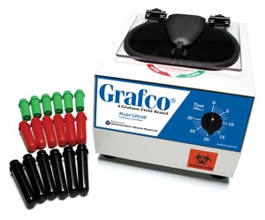 GRAHAM FIELD GRAFCO® 6-PLACE FIXED ANGLE CENTRIFUGE