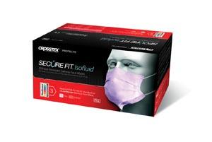 Crosstex GCIPKSF Earloop Mask Pink 50/bx 10 bx/ctn