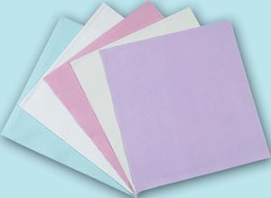 "Crosstex L0LV Cover Standard 10 x 10"" Lavender 500/cs"