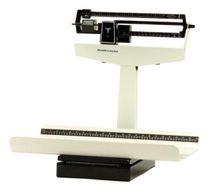GRAHAM FIELD GRAFCO® PEDIATRIC BALANCE BEAM SCALE