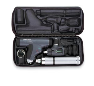 WELCH ALLYN MACROVIEW OTOSCOPE & ACCESSORIES
