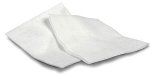 "Derma Sciences 84122 Non-Woven Sponge 2 x 2"" Sterile 2s 4-Ply 25 pkgs of 2/bx 60 bx/cs"
