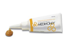 Derma Sciences 31515 MEDIHONEY Paste 1.5 fl oz Applicator