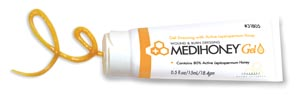 Derma Sciences 31815 MEDIHONEY Gel 1.5 fl oz 12/cs (Expiry date lead 90 days)
