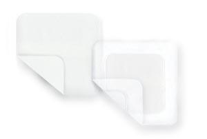 "Derma Sciences 86433 HCS Adhesive Dressing Sterile 3 x 3"" 10/bx 4 bx/cs"