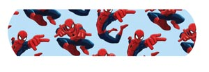 "Dukal 1087737 Marvel Spiderman Adhesive Bandage  3/4 x 3"" 100/bx 12 bx/cs"