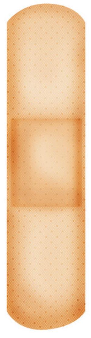 "Dukal 1010300 Plastic Adhesive Bandage 5/8 x 2 1/4"" 100/bx 12 bx/cs"