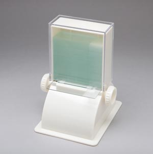 Microscope Slides Dispenser, Holds 72 Slides
