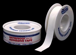 Dukal AT2316 Tape  1/2 x 5 yds Waterproof 24 rl/bx 18 bx/cs