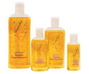Dukal TS4500 Baby Shampoo Tearless 16 oz Dispensing Cap 12/cs
