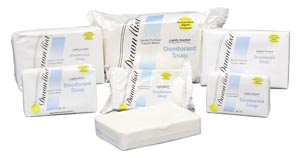 Dukal ASP4142 Soap Antibacterial #1 Individually Wrapped 1/pk 500/cs