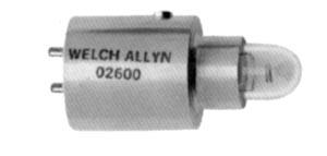 LAMP WA 6V HALOGEN PG52