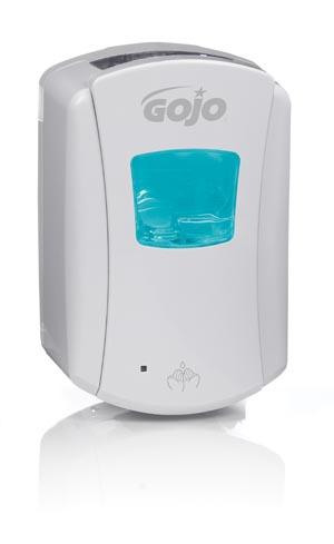GOJO 1380-04 Dispenser 700mL White/ White 4/cs